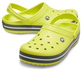 Crocs Crocband Clog Citrus/Grey