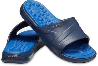 Crocs Reviva Slide Navy/Blue Jean