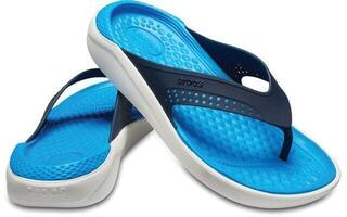 Crocs Lite Ride Flip Unisex Navy/White