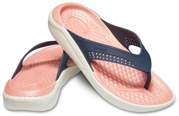 Crocs LiteRide Flip Navy/Melon 42-43