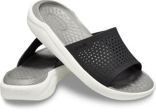 Crocs LiteRide Slide Black/Smoke