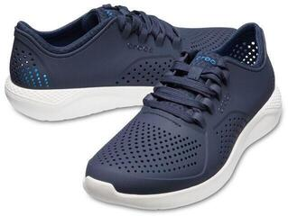 Crocs Men's LiteRide Pacer Navy/White