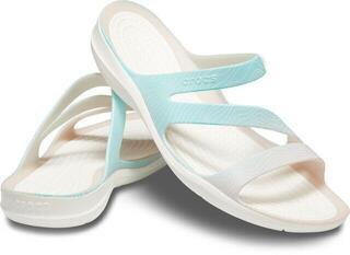 Crocs Swiftwater Seasonal Sandal Women's Pool Ombre/White