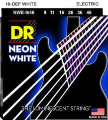 DR Strings NWE-9-46 White