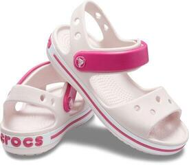 Crocs Crocband Sandal Barely Pink/Candy Pink