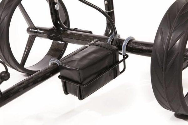 Jucad Powerpack battery bracket Carbon
