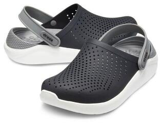 Crocs Lite Ride Clog Unisex Black/Smoke