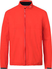 Kjus Dexter 2.5L Waterproof Mens Jacket Blood Orange 52