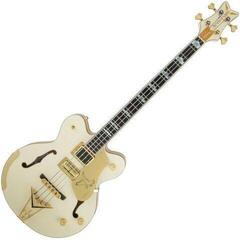 Gretsch 6136B-TP Tom Petersson Signature Falcon Aged White Lacquer