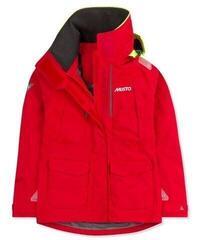 Musto Womens BR2 Offshore Jacket True Red/True Red