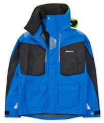 Musto BR2 Offshore Jacket Brilliant Blue/Black L