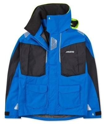 Musto BR2 Offshore Jacket Brilliant Blue/Black L