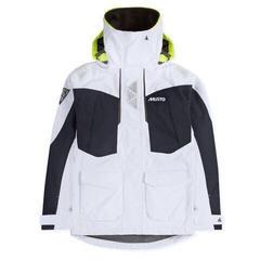 Musto Womens BR2 Offshore Jacket White/True Navy