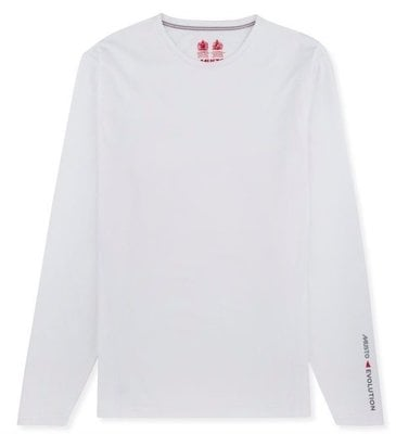 Musto Evolution Sunblock LS Tee White XXL