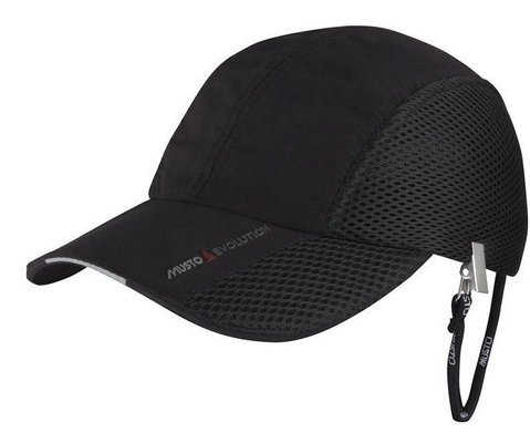 Musto Fast Dry Technical Cap Black O/S