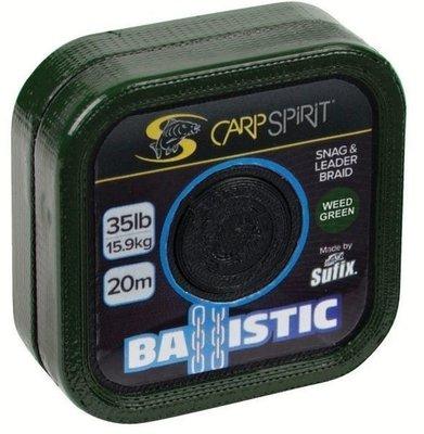 Carp Spirit Ballistic Camo Green 20 m 25 lb