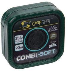 Carp Spirit Combi Soft Camo Green 20 m 25 lb