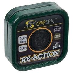 Carp Spirit Reaction Camo Green 20 m 25 lb