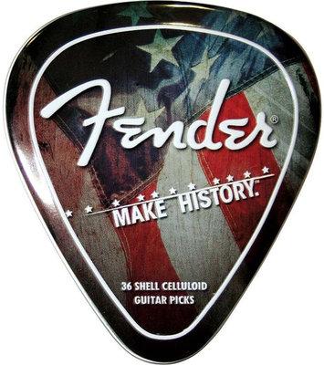 Fender Make History Pick Tin