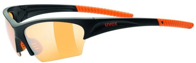 UVEX Sunsation Black Mat Orange