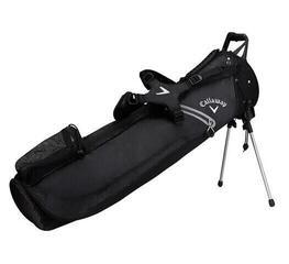 Callaway Hyper-Lite 1+ Double Strap Black Pencil Bag