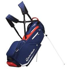 TaylorMade Flextech Navy/Red/White Stand Bag 2019