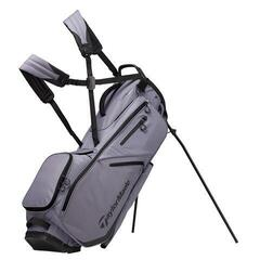 TaylorMade Flextech Charcoal/Black Stand Bag 2019