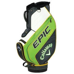 Callaway Epic Flash Staff Bag Trolley 19 Green/Charcoal/White