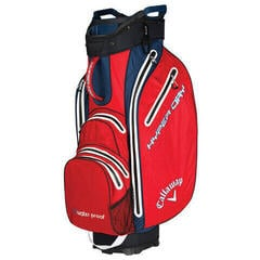 Callaway Hyper Dry Red/Navy/White Cart Bag 2019