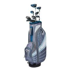 Callaway Solaire 11-piece Ladies Set Right Hand Niagara Blue