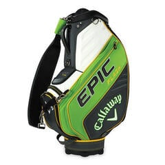 Callaway Epic Flash Staff Bag 19 Green/Charcoal/White