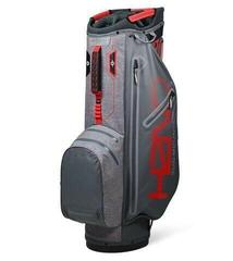 Sun Mountain H2NO Superlite Gunmetal/Space Gray/Red Cart Bag 2027