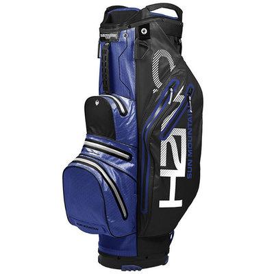 Sun Mountain H2NO Lite Black/Blue/White Cart Bag 2019