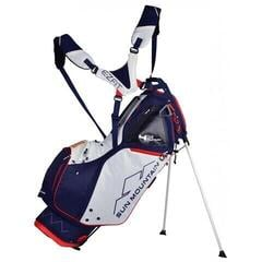 Sun Mountain 4.5 LS Navy/White/Red Stand Bag