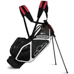 Sun Mountain 3.5 LS Black/White/Red Stand Bag 2019