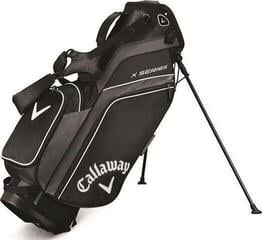 Callaway X Series Black/Titanium/White Stand Bag 2019