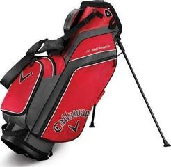 Callaway X Series Red/Titanium/White Stand Bag 2019