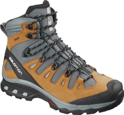 Salomon Quest 4D 3 GTX Cathay/Stormy Weather 10
