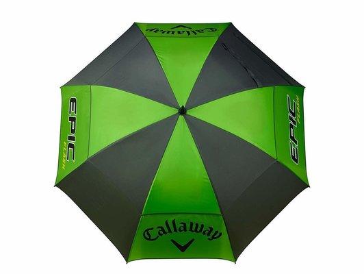 Callaway Epic Flash Umbrella 68'' 19 Green/White/Charcoal