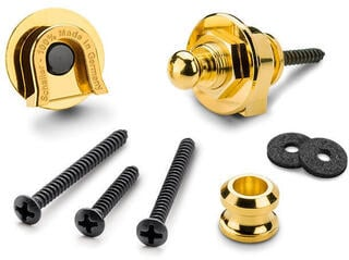 Schaller Security Locks Gold