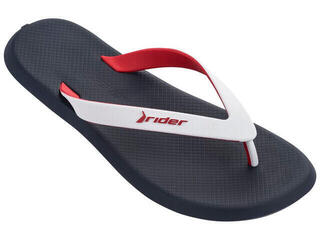 Rider R1 Slipper Blue/White/Red 44