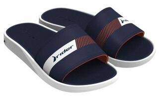 Rider Infinity III Slide Slipper White/Blue