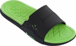 Rider Infinity II Slide AD Slipper Black/Green