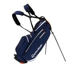 TaylorMade Flextech Waterpoorf Navy/Red/White Stand Bag 2019
