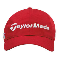 Taylormade Litetech Tour Cap Red 2019