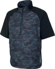 Sunice Winston Windproof Short Sleeve Mens Jacket Camo/Charcoal