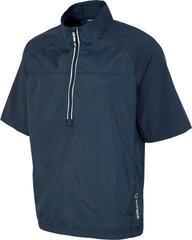 Sunice Winston Windproof Short Sleeve Mens Jacket Midnight/Midnight
