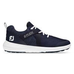 Footjoy Flex Mens Golf Shoes Navy US 9,5