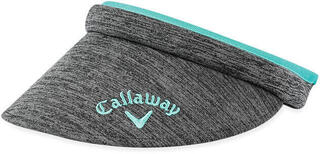 Callaway Ladies Clip Visor 19 Charcoal