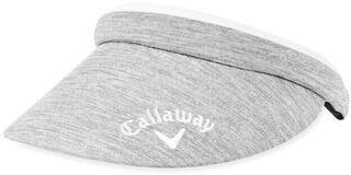 Callaway Ladies Clip Visor 19 Silver